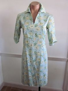 McLaughlin stretch cotton shift dress - just add sandals and a chic straw hat and you're dressed for a summer stroll