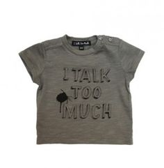 T-shirt I Talk too much...Syd def needs this shirt