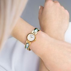 What a view! Time seems to stand still at the sight of FREYWILLE's jewellery watches.  View more: bit.ly/freywille-jewellery-watches Gift Ideas, Jewels, Jewellery, Watches, Classic, Gifts, Accessories, Fashion, Derby