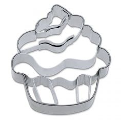 Cupcake pastry cutter, for cutting pastry cookies dough or as a form for food? Cupcakes, Cookies Cupcake, Cookie Cake Birthday, Crazy Cookies, Fancy Cookies, Cut Out Cookies, How To Make Cookies, Muffin Cupcake, Cupcake Party