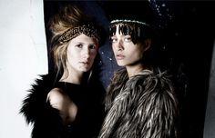 Segui la moda - #6 Wild Winter July 2011 - http://issuu.com/seguilamoda/docs/revista_2011_julio_11/24