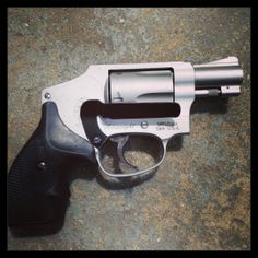 Holster-less Secure Conceal Carry for your S&W J-Frame Revolver Smith and Wesson ONLY Black & Silver Available