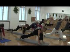 Power joga 60 minutes lecture