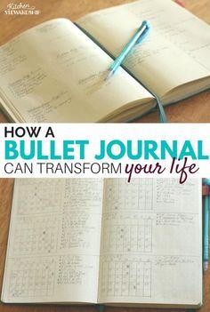 How My Bullet Journa