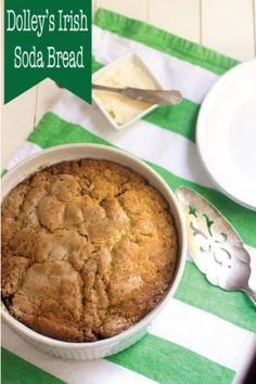 This week I saw that Dolley had posted her Irish Soda Bread recipe on Facebook. I had to try it! Dolley Carlson and I worked together when I was on staff at Mariners. She is an author and speaker who focuses on loving and nurturing the relationships the Lord has blessed us with and inspiring...