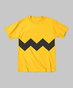 Love this Yellow Zigzag Tee - Toddler & Boys by Tuxedo Tees on #zulily! #zulilyfinds