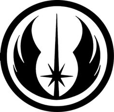 If ever there were the perfect geek tattoo for me, it'd have to be a star wars logo. <3    May the force be with you