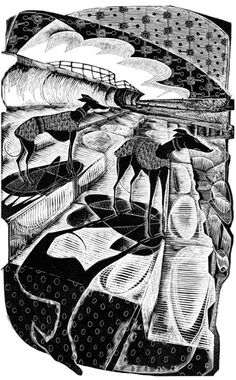 Neil Bousfield Engravings