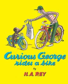 Buy Curious George Rides a Bike book by H A Rey from Boomerang Books