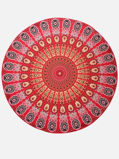 cea0125085 7 best Round beach Mat images | Beach mat, Hanging tapestry, Rounding