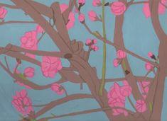 季節の花。花桃。2018/4/6