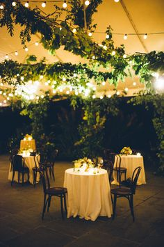 Wave Hill- Fashionable New York Garden Wedding
