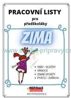 Pracovní listy (22) - ZIMA