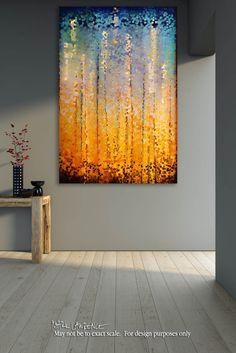 Christian Art | Romans 10:13. Everyone Who Calls | Modern Abstract Art