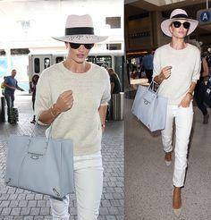 d7f9236b91e7 Balenciaga Papier A4 Tote  Rosie Huntington-Whiteley s favourite summer bag  - LaiaMagazine Balenciaga Bag