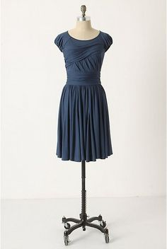 anthro. vagabond dress.