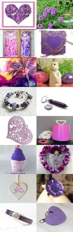 my purple heart by Patrick Rabbat on Etsy--Pinned with TreasuryPin.com #integritytt