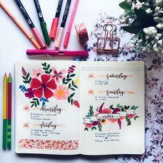 Flower•Summer . NoteBook: @leuchtturm1917es & @leuchtturm1917 . Roller Pen & Pastel Pens: @stabilospain & @stabilo . Colour Pens: @tombow.spain & @tombowusa & @sakuraofamerica . Pen: @lamy.es & @lamy_official . WashiTape: @aliexpress_official_esp & @aliexpress.official Tropical Set ~ Pencils: @cuquilandsl . . #leuchtturm1917 #leuchtturm #bujo #oposiciones #lettering #tombow #studygram #studentlife #studyhard #planneraddict #planner #studyspo #studymotivation #stud