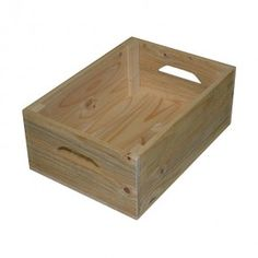 Our farmhouse crate has an alternative style handle if you are looking for that country farmhouse kitchen touch. A versatile crate with many storage solutions for the house and garden etc. The farmhouse style handles can replace our standard handles on all of our crates at your request. The dimensions are L 500mm x W 360mm x H 195mm.  All Products Are Made To Order
