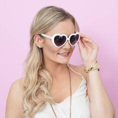 Mane Hair, Toasted Marshmallow, Golden Blonde, Light Blonde, Cat Eye Sunglasses, Hair Extensions, Locks, Color, Fashion