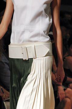 -Celine Spring 2012 Source:style.com.