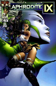 Aphrodite IX (2000) Issue #2 - Read Aphrodite IX (2000) Issue #2 comic online in high quality