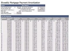 amortization schedule extra payment