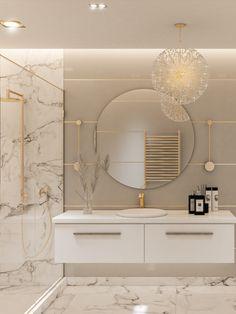 Washroom Design, Bathroom Design Luxury, Bathroom Design Small, Luxury Bathrooms, Home Room Design, Dream Home Design, Home Interior Design, Best Interior, Best Bathroom Designs