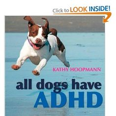 David, this is a silly little book that talks about how dogs have ADHD. Maybe we can read it together and you can show it to your friends and family :)