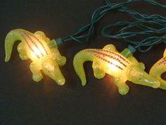 Alligator Party Lights