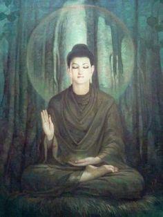 Buddha Peace, Buddha Art, Buddha Painting, Hindu Temple, Face Art, Buddhism, Spirituality, Buddha Teaching, Wallpaper