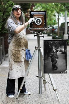 This was so cool for me. Yesterday I had the honor of being photographed by master photographer Jill Enfield. She uses the same method that was used to take portraits of soldiers back in the civil war. The process is called Wet Collodion, and involves carrying around a portable darkroom. After the photo is taken, Jill instantly uses a special mix of chemicals to develop the photo on a piece of glass.    Recently she's used this method in a series called...