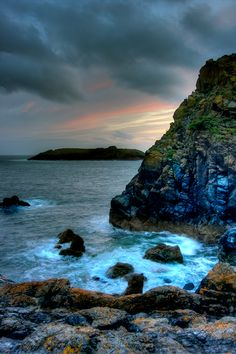 Mullion Cove- Cornwall. Wish upon a star this autumn and make your dreams come…