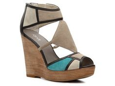 Levity Odessa Wedge Sandal