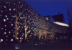Matsumoto Performans Sanatları Merkezi Toyo Ito Fotoğraf: Hiroshi Ueda