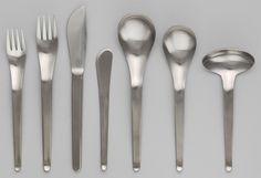 Carl Hugo Pott. Cutlery (model 2722). c. 1957