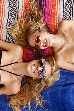 Besties | Claire Zinnecker and Kate Stafford Weaver | photos by Nicole Mlakar