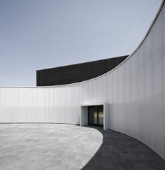 Have the building help form public space... Museum of Energy / Arquitecturia