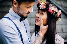 inspirations-mariage-into-the-woods-  Floriane Caux - Madame Coquelicot - Poppy Figue Flowers