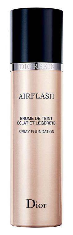 Spray foundation!