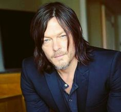 Norman in blue...  He looks really incredible