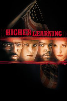 Higher Learning In John Singleton's powerful portrait of college life in the a group of incoming freshmen at Columbus University encounter racial tension, rape, responsibility, and the meaning of an education on a university campus. Streaming Vf, Streaming Movies, Hd Movies, Movies And Tv Shows, Films, Columbus University, Brave, Omar Epps, Great Movies To Watch