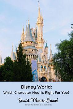 Disney World Character Dining: Every Disney World Character Meal - Smart Mouse Travel Disney World Characters, Disney World Food, Disney World Restaurants, Walt Disney World Vacations, Disney Travel, Disney Cruise Line, Disney World Tips And Tricks, Disney Tips, Disney Character Dining