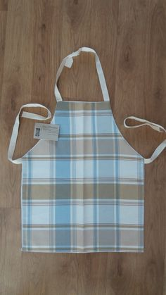 Children's Handmade Cooking Apron by SewArtisanne on Etsy