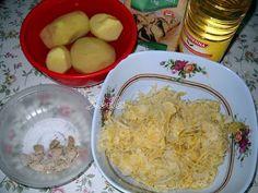 Placinta cu varza si cartofi de post, Rețetă Petitchef Grains, Vegan Recipes, Rice, Cheese, Chicken, Meat, Food, Amelia, Sweets