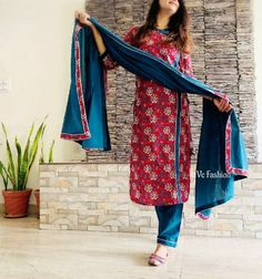 brighten the winter days with slaying in our angarkhas Handblock angarkha kurta with pants and The post Arhams Presents appeared first on Arhams.