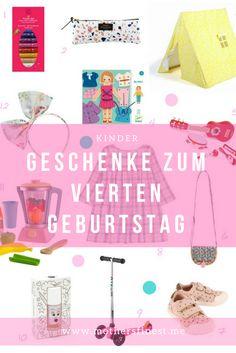 Geschenke für Mädchen zum vierten Geburtstag Xmas Presents, Abs, Gifts, Gift Ideas, Fourth Birthday, 4th Birthday, First Birthday Girls, Xmas Gifts, Crunches