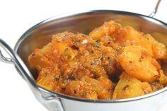 Versucht mal die Bombaykartoffel als Beilage, es lohnt sich auf alle Fälle.