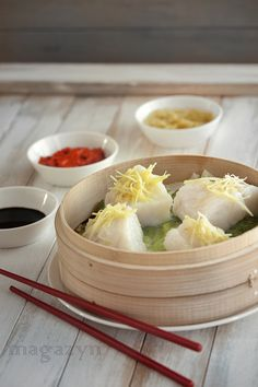 Steamed Fish with Ginger. Steamed fish with ginger. (in Polish) Fish Dishes, Seafood Dishes, Fish And Seafood, Seafood Recipes, Cooking Recipes, Recipes Using Fish, My Favorite Food, Favorite Recipes, Asian Recipes
