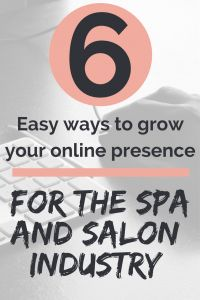 6 easy ways to grow your online presence Online Marketing Tools, Social Media Marketing, Make A Proposal, Holiday Sales, Free Ebooks, Helping People, Salons, Improve Yourself, Spa